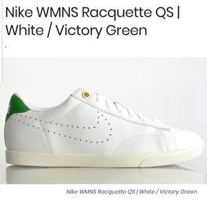 NIKE Racquette QS Victory Green 9